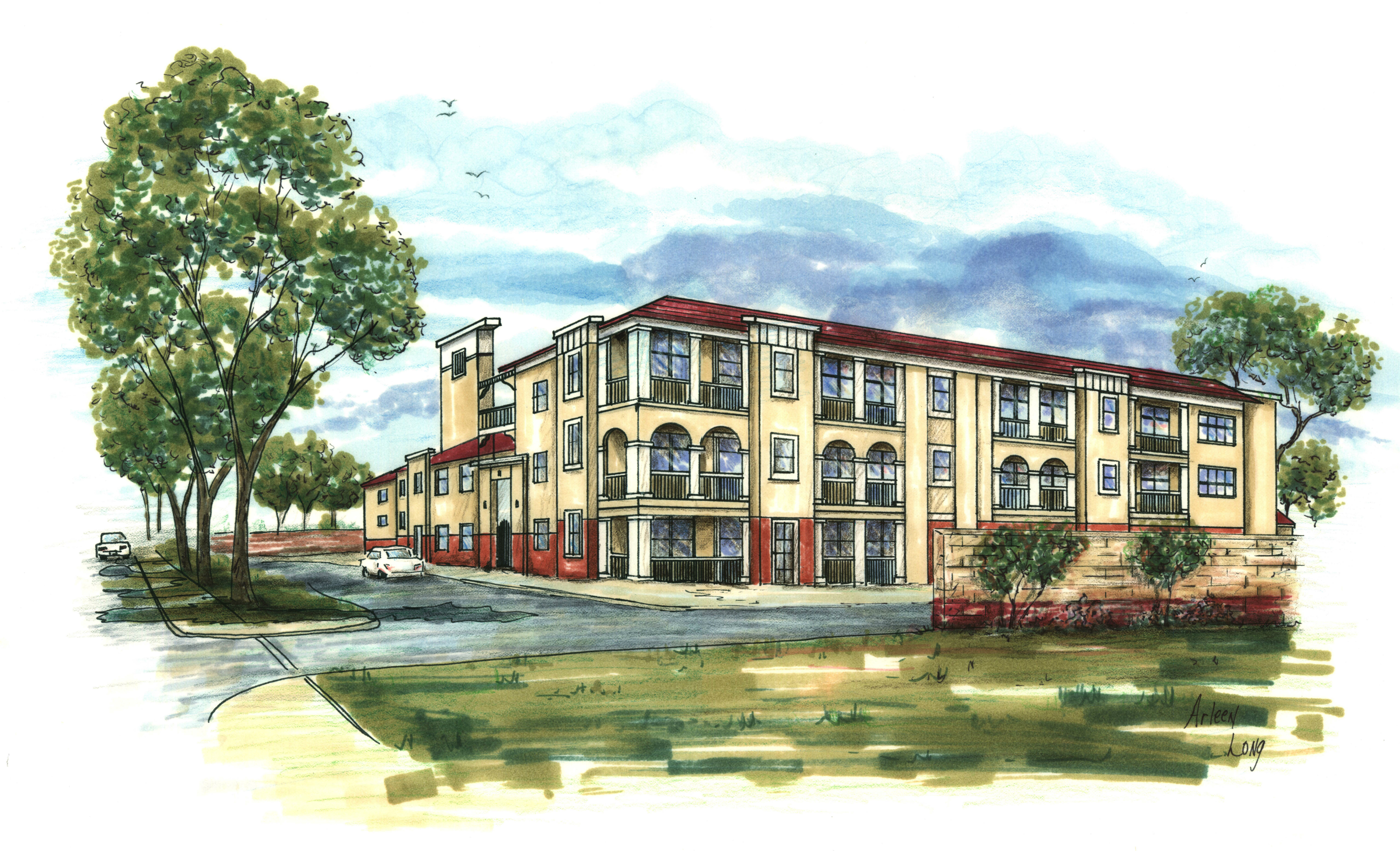 Cypress Springs Apartments Riverside